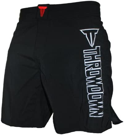 Throwdown Uni MMA Short Stealth 4