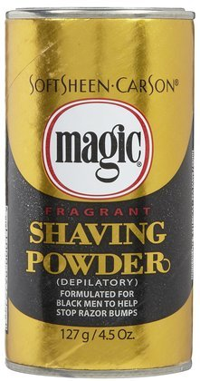 Magic Shave Shaving Powder Gold-5 oz (Quantity of 9)