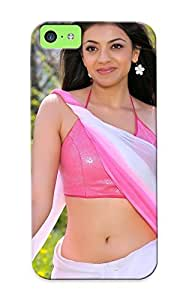 Appearance Snap-on Case Designed For Iphone 5c- Kajal Agarwal Indian Actress Bollywood Model Babe (48) (best Gifts For Lovers)