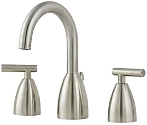 price pfister contempra kitchen faucet price pfister 049nk00 contempra double handle widespread lavatory faucet with pop up brushed 2542