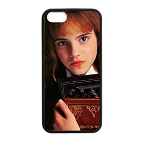 iPhone 5 Case, [Harry Potter] iPhone 5,5s Case Custom Durable Case Cover for iPhone5 TPU case(Laser Technology)