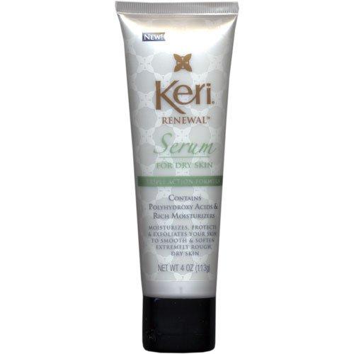 ((4 PACK) Keri renewal serum for dry skin triple action (4 Pack))