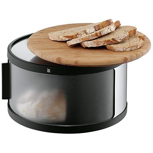 WMF Bread Box with Cutting Board