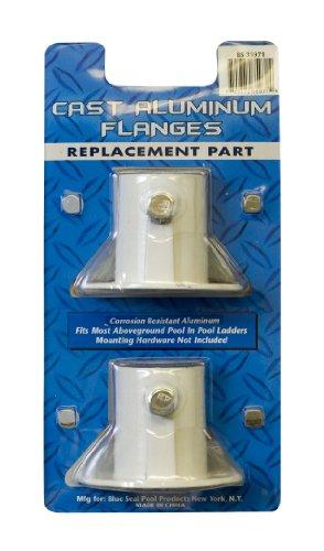 Ladder Casts - Pool Ladder Flanges- Cast Aluminum BS35971