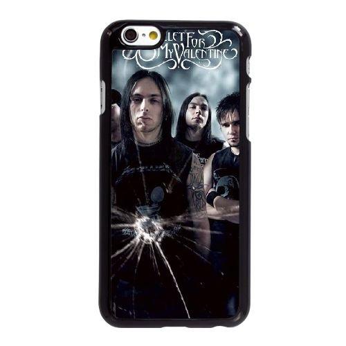 Q1G74 Bullet For My Valentine O5D7CW coque iPhone 6 Plus de 5,5 pouces cas de couverture de téléphone portable coque noire SG2UDE4XC