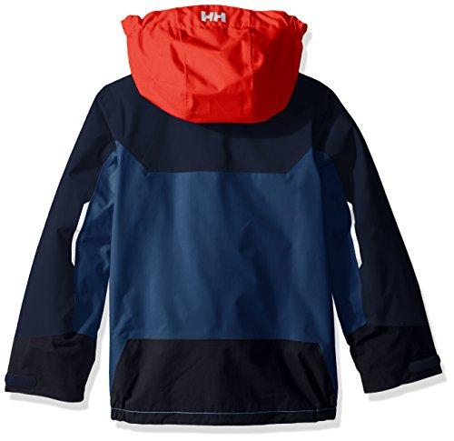Helly Hansen Bambino Giacca Blue Shelter K Da Marine SR8qrxw8zd
