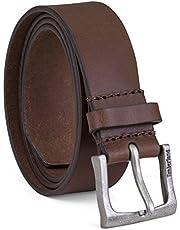 Timberland Cinturón de vaquero de piel clásico de 3,56cm de ancho (tamaños grandes disponibles) Cinturón para Hombre
