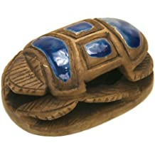 Egyptian Soapstone Scarab Paperweight