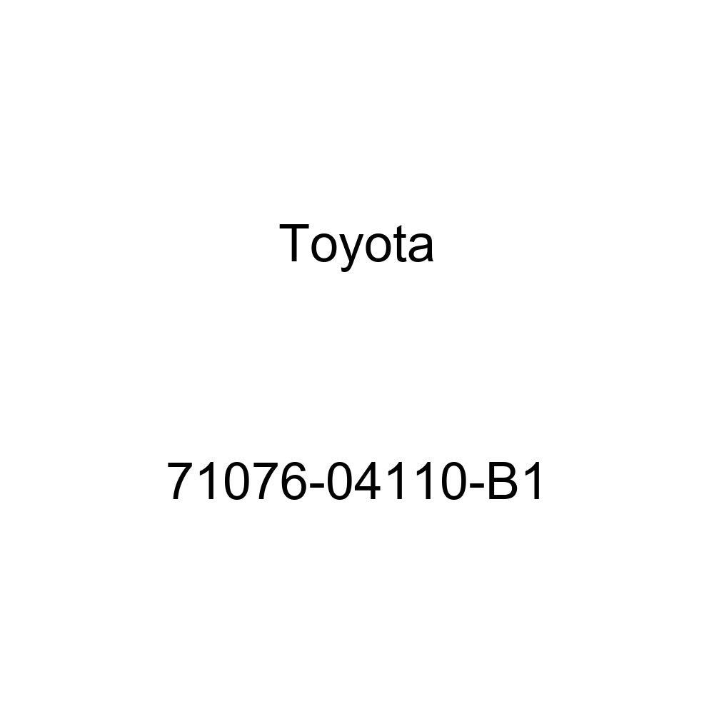 TOYOTA Genuine 71076-04110-B1 Seat Cushion Cover