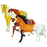Breyer Spirit Riding Free - Deluxe Spirit and Friends Horse Painting Craft Kit