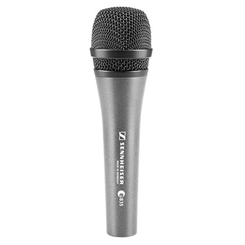 Sennheiser E835 Dynamic Cardioid Vocal Microphone by Sennheiser Pro Audio