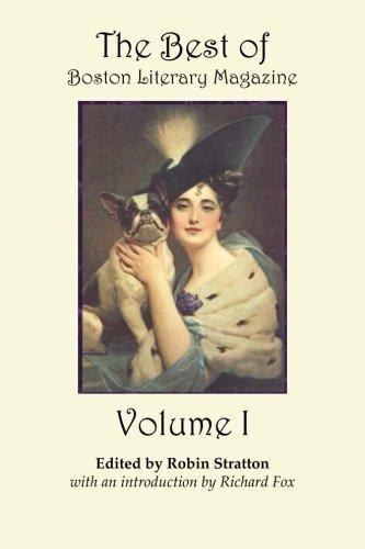 The Best of Boston Literary Magazine Volume One PDF