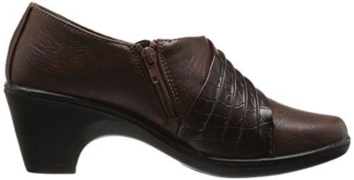Easy Women's Street Bootie 5 Crocodile Brown US Northern 2W Ankle 6 Tan rZrx6qw