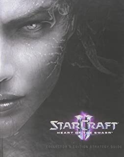 StarCraft II: Heart of the Swarm Collector's Edition Strategy Guide (Signature Series Guides) (0744014476) | Amazon price tracker / tracking, Amazon price history charts, Amazon price watches, Amazon price drop alerts
