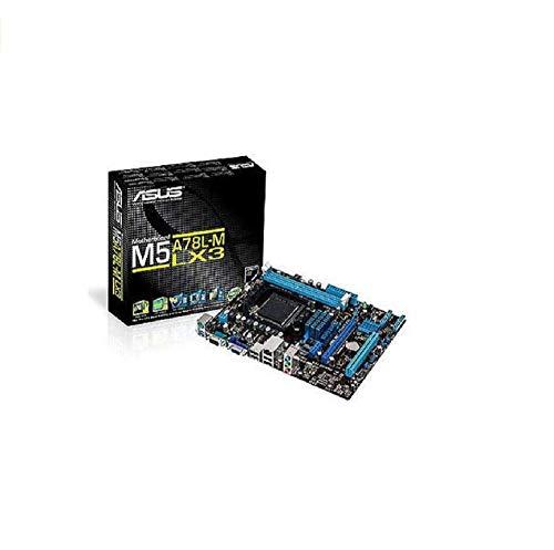 ASUS DDR3 1600 AM3+ Motherboard M5A78L-M LX3