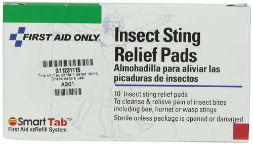 First Aid Only Insect 10 Count