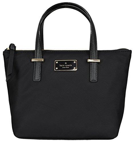 Kate Spade New York Adalyn Nylon Womens Bag (black) by Kate Spade New York