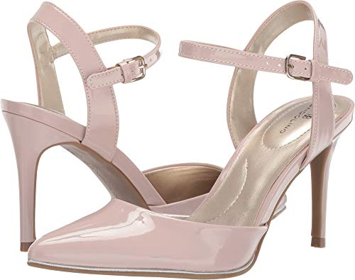 Bandolino Womens Fabia Pump Pastel Pink 8.5 M