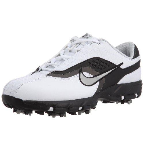 UPC 823229590585, Nike Golf Air Tour Sport - Men's ( sz. 09.5, White/Metallic Silver/Black )