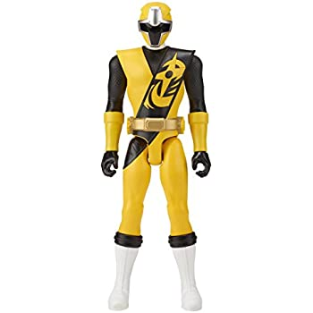 Power Rangers Ninja Steel 12-Inch Yellow Ranger Figure