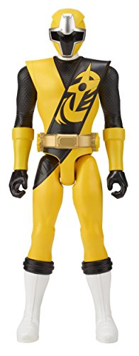 Power Rangers Super Ninja Steel 12-inch Action Figure, Yellow Ranger -