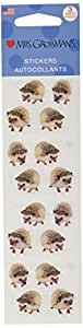 Mrs. Grossman's Stickers-Hedgehogs