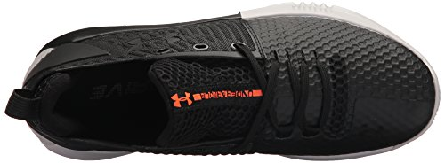 Black Armour Black Gray da UA Under Scarpe Low Glacier Drive Uomo Basket 4 Hqax7wpA