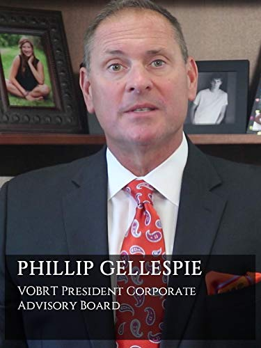 Welcome by Phillip Gellespie VOBRT President Corporate Advisory Board ()