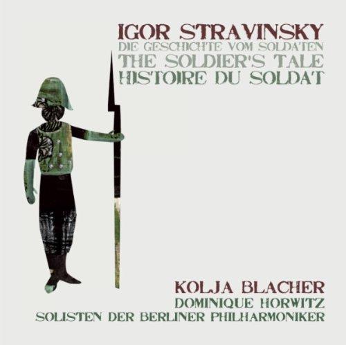 Histoire du soldat (The Soldier's Tale): Part I: Donnez-moi votre violon (Le diable, Le soldat, Le lecteur)