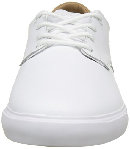 Lacoste Herren Espere 117 1 Cam Sneaker Weiß (Wht)