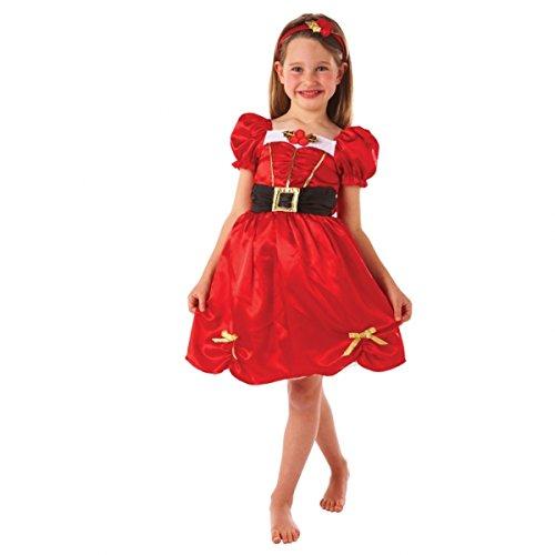 Christys Dress Up Miss Santa Dress (3 -