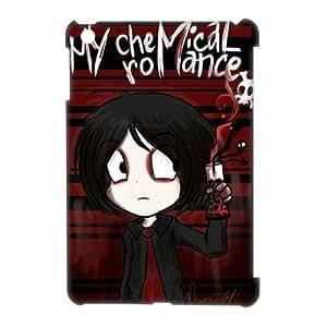 DIY My Chemical Romance 3D Back Case for iPad mini, Customized My Chemical Romance 3D Mini Hard Back Case, My Chemical Romance 3D iPad Phone Case