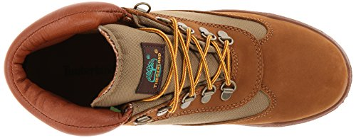 Timberland Men's Icon Field Boot, Brown,11.5 M US Brown