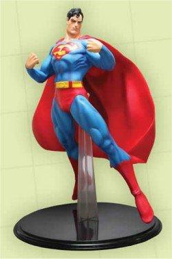 - Superman Vinyl Statue By Kotobukiya
