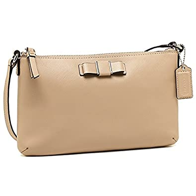 COACH DARCY BOW EAST WEST SWINGPACK SMALL CROSSBODY BAG 9bf27f6bd2d27