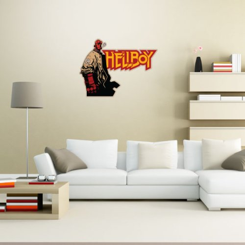 Hellboy comic Wall Graphic Decal Sticker 25