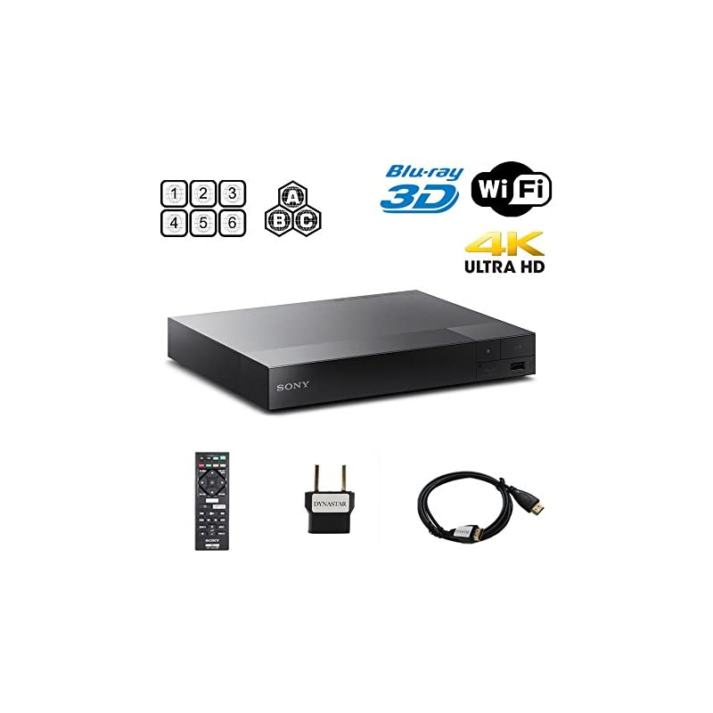 Sony BDP-S6500 Multi Region Blu-ray DVD