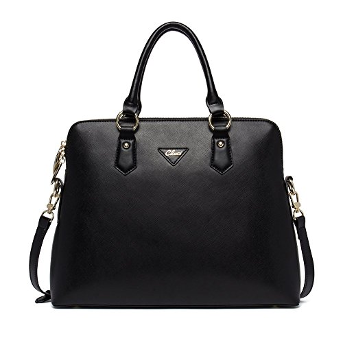 Womens Leather Handbags Briefcase Shoulder product image