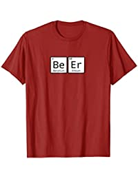 Periodic Elements Be and Er T-Shirt