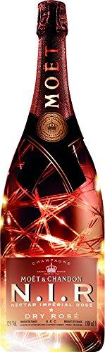 Moet & Chandon N.I.R. Nectar Imperial Dry Rosé Luminous Edition 1,5 l
