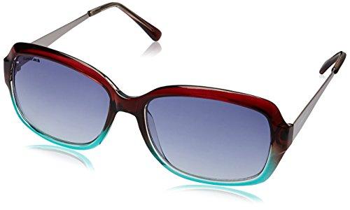 Fastrack Women's Polarized Oversized - Fastrack Sunglasses Women For