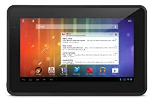 Ematic EGS004-GR 7.0-Inch 4GB Genesis Prime MultiTouch Tablet (Gray)