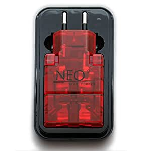 NEO Universal Travel Charger/Adapter - Ultralight and Compact!