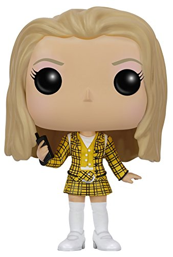 Funko POP Movies: Clueless - Cher Action Figure ()