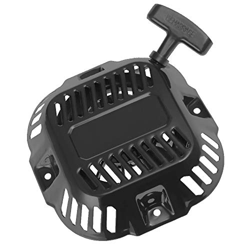 0J08074SRV Recoil Starter Assembly for Generac Generator 208cc 212cc Engine (208cc Lawn Mower)