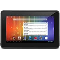Ematic 7 inches Genesis Prime Tablet with Android 4.1, Jelly Bean & Google Play - Black