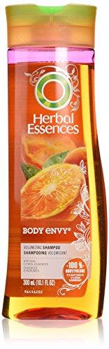 Herbal Essences Body Envy Volumizing Shampoo with Citrus Essences, 2 Count