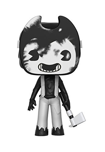 Funko-Games Bendy and The Ink Machine Sammy Pop Vinilo, Multicolor, Standard (26702)