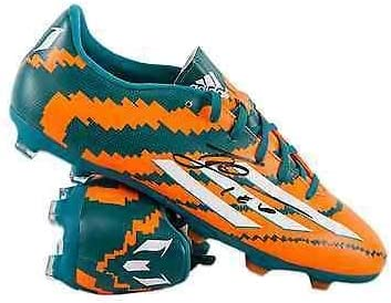 Lionel Messi Signed Official Adidas
