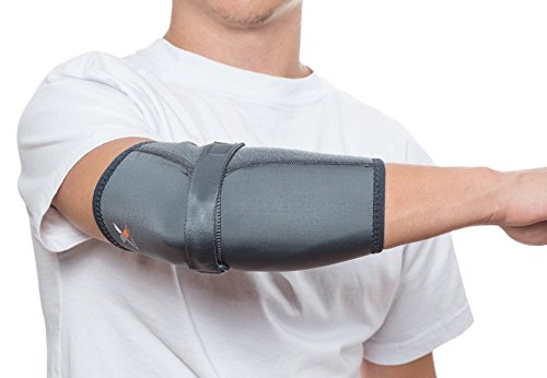 Flexxline Triceps Support with Elbow Compression Sleeve, Medium
